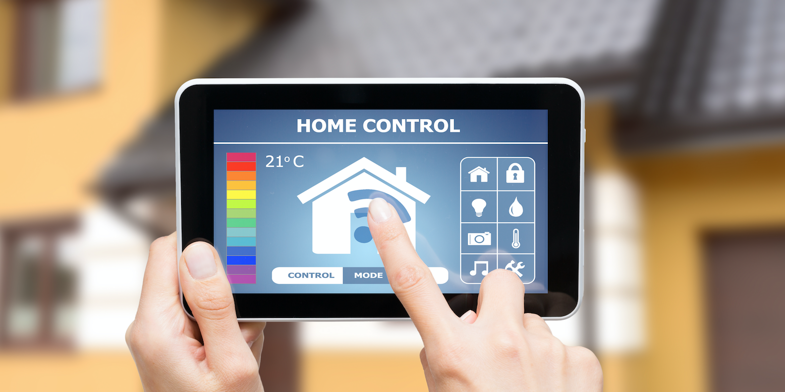 American Comfort Experts Remote Home Control System