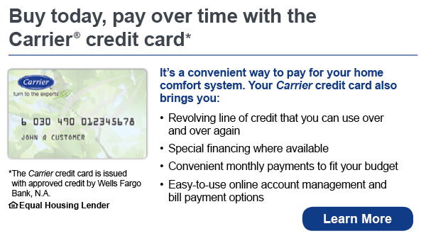 Carrier Finance Options