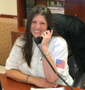 Christie Lewis, Customer Care Representative