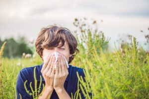 Fight back against allergies using your HVAC system