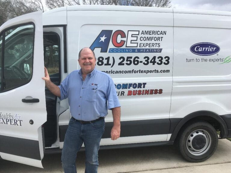 AC Company in Cypress TX American Comfort Experts