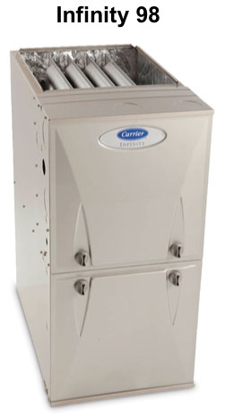 Gas Furnace Repair - Infinity 98