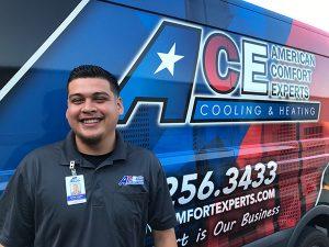 Jesus Lopez - Service Technician