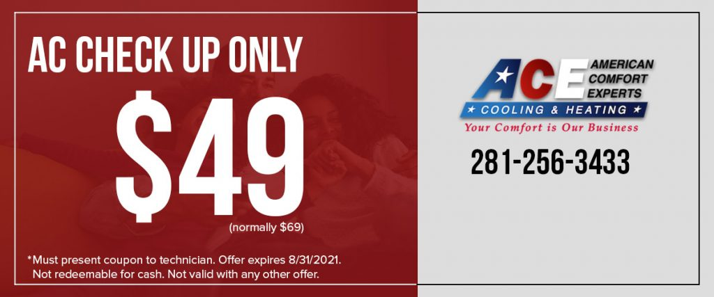 AC Check Up Only $49